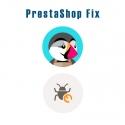 Módulo Prestashop Fix